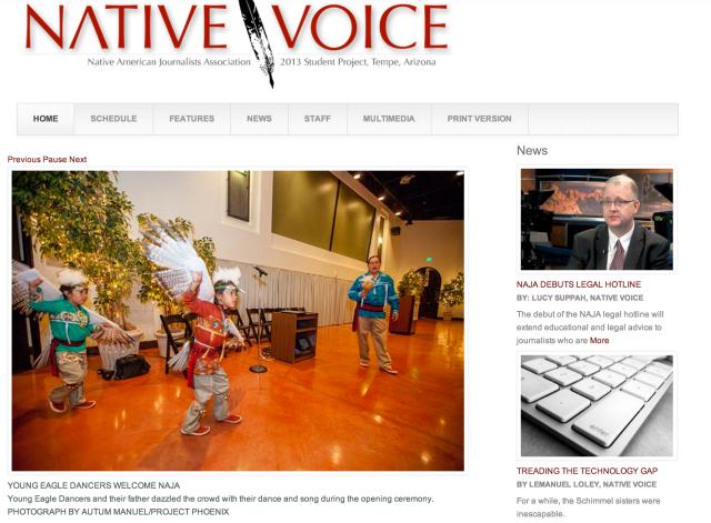 Native Voice & Project Phoenix