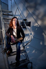 Jessica Maerz, an assistant professor in the School of Theatre, Film and Television, is an expert in theatre history, particularly Shakespeare and early modern drama. Photograph by John de Dios/UANews
